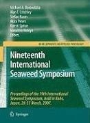 Nineteenth International Seaweed Symposium (eBook, PDF)