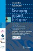 Developing Ambient Intelligence (eBook, PDF)