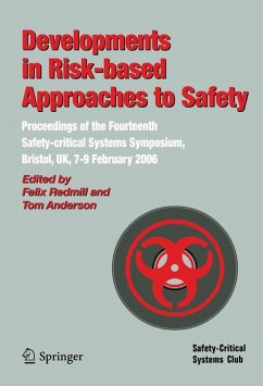 Developments in Risk-based Approaches to Safety (eBook, PDF)