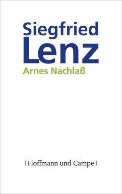 Arnes Nachlaß (eBook, ePUB) - Lenz, Siegfried