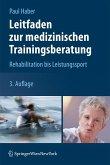 Leitfaden zur medizinischen Trainigsberatung (eBook, PDF)