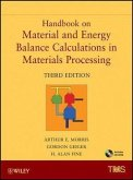 Handbook on Material and Energy Balance Calculations in Material Processing (eBook, ePUB)