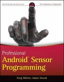 Professional Android Sensor Programming (eBook, ePUB)