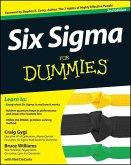 Six Sigma For Dummies (eBook, PDF)