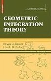 Geometric Integration Theory (eBook, PDF)