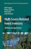 Multi-Source National Forest Inventory (eBook, PDF)
