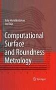 Computational Surface and Roundness Metrology (eBook, PDF) - Muralikrishnan, Balasubramanian; Raja, Jayaraman