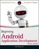 Beginning Android Application Development (eBook, PDF)