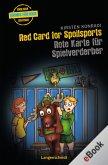 Red Card for Spoilsports - Rote Karte für Spielverderber (eBook, ePUB)
