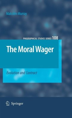 The Moral Wager (eBook, PDF) - Murray, Malcolm
