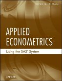 Applied Econometrics Using the SAS System (eBook, ePUB)
