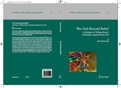 The God Beyond Belief (eBook, PDF) - Trakakis, Nick
