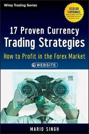 Currency trading strategies pdf