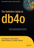 The Definitive Guide to db4o (eBook, PDF)