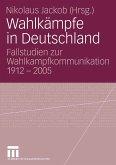 Wahlkämpfe in Deutschland (eBook, PDF)