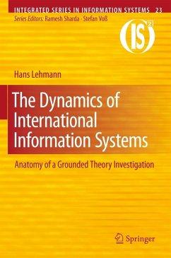 The Dynamics of International Information Systems (eBook, PDF) - Lehmann, Hans