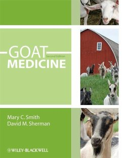 Goat Medicine (eBook, ePUB) - Smith, Mary C.; Sherman, David M.