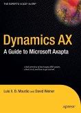 Dynamics AX (eBook, PDF)