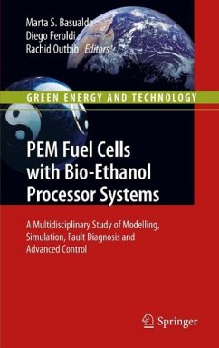 PEM Fuel Cells with Bio-Ethanol Processor Systems (eBook, PDF)