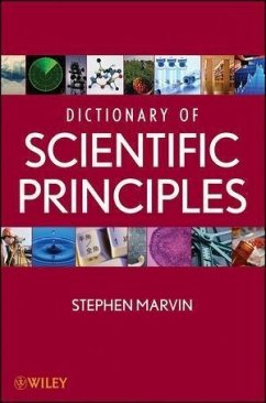 Dictionary of Scientific Principles (eBook, PDF)