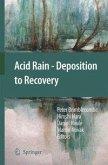 Acid Rain - Deposition to Recovery (eBook, PDF)