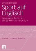 Sport auf Englisch (eBook, PDF)