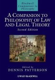 A Companion to Philosophy of Law and Legal Theory (eBook, PDF)