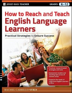 How to Reach and Teach English Language Learners (eBook, ePUB) - Carrillo Syrja, Rachel