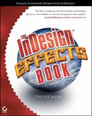 The InDesign Effects Book (eBook, PDF)