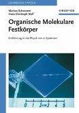 Organische Molekulare Festkörper (eBook, ePUB)