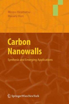 Carbon Nanowalls (eBook, PDF) - Hori, Masaru; Hiramatsu, Mineo