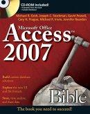 Access 2007 Bible (eBook, ePUB)