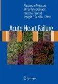 Acute Heart Failure (eBook, PDF)