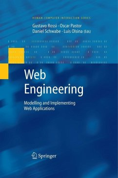 Web Engineering: Modelling and Implementing Web Applications (eBook, PDF)