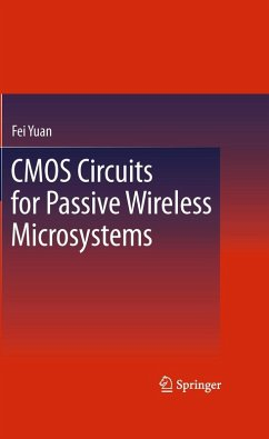 CMOS Circuits for Passive Wireless Microsystems (eBook, PDF) - Yuan, Fei