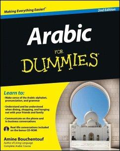 Arabic For Dummies (eBook, PDF)