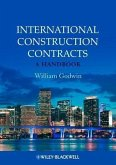 International Construction Contracts (eBook, ePUB)