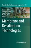 Membrane and Desalination Technologies (eBook, PDF)