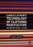 Carr and Latham's Technology of Clothing Manufacture (eBook, PDF)