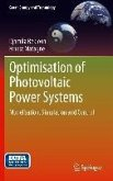 Optimization of Photovoltaic Power Systems (eBook, PDF)
