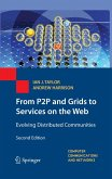 From P2P and Grids to Services on the Web (eBook, PDF)