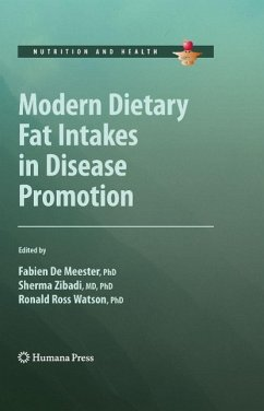 Modern Dietary Fat Intakes in Disease Promotion (eBook, PDF)