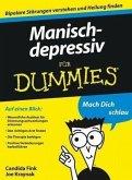 Manisch-depressiv für Dummies (eBook, ePUB)