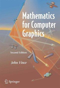 Mathematics for Computer Graphics (eBook, PDF) - Vince, John