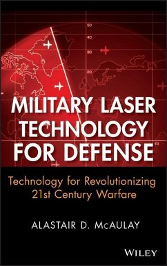 Military Laser Technology for Defense (eBook, ePUB) - McAulay, Alastair D.