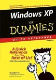 Windows XP For Dummies Quick Reference (eBook, PDF)