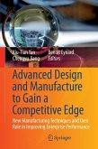 Advanced Design and Manufacture to Gain a Competitive Edge (eBook, PDF)