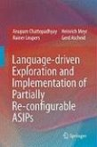Language-driven Exploration and Implementation of Partially Re-configurable ASIPs (eBook, PDF)