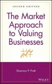 The Market Approach to Valuing Businesses (eBook, PDF)