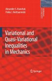 Variational and Quasi-Variational Inequalities in Mechanics (eBook, PDF)